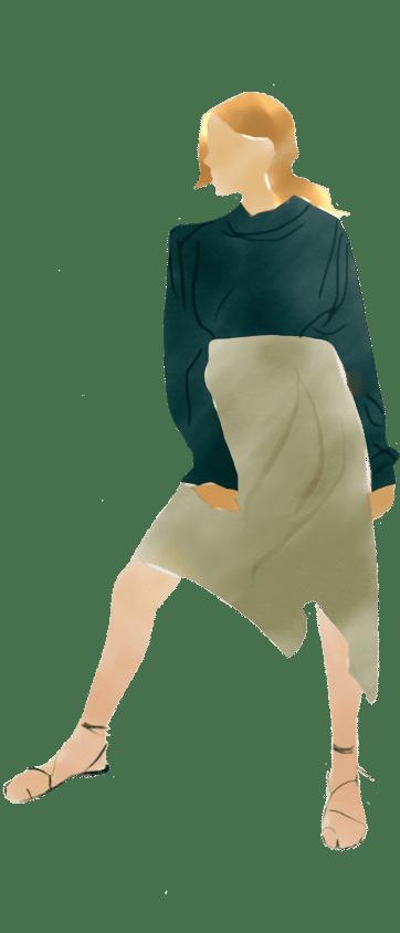 Illustration Gelber Muskateller