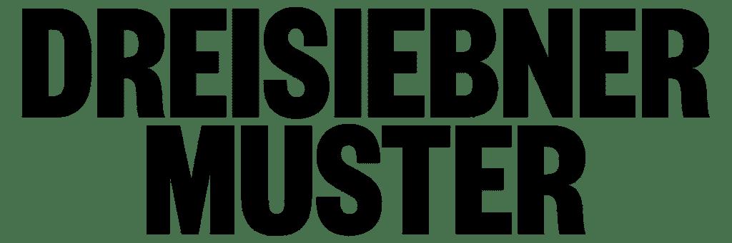 Logo Dreisiebner Muster